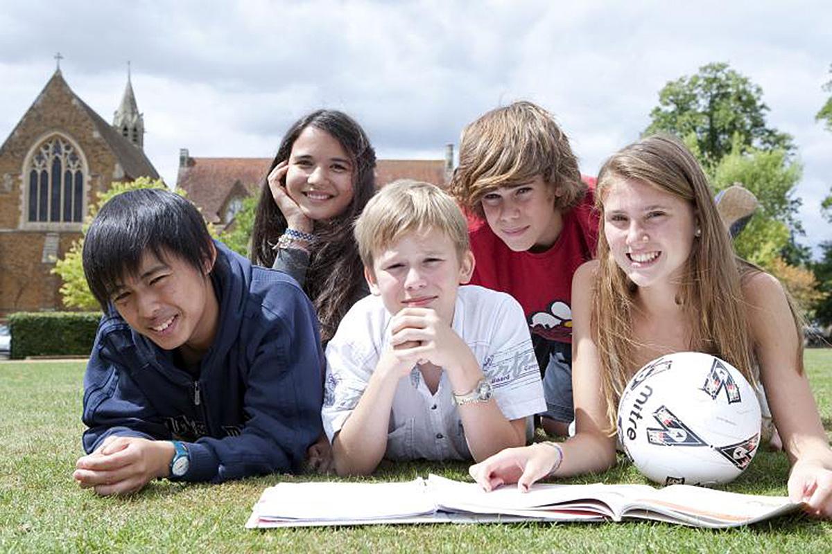 Семейные программы изучения английского языка за границей фото