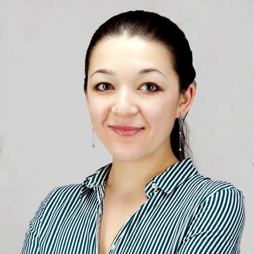 Евгения - Эксперт по языковым программам