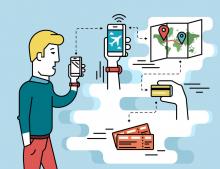 Как найти и купить самые дешёвые авиабилеты через интернет