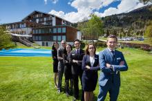 Топ-10 школ гостиничного бизнеса и туризма за рубежом