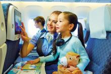 Может ли ребенок лететь один в самолете без родителей?