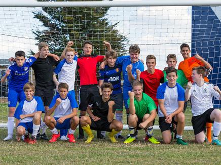 Cavendish Football Camp