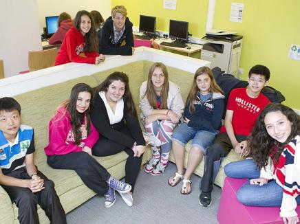 BELL The Leys School