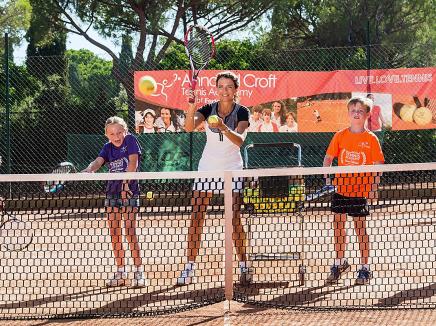 International Tennis Academy Wimbledon